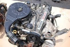 Двигатель в сборе. Toyota Corolla, AE91 Toyota Sprinter, AE91 Двигатель 5AF