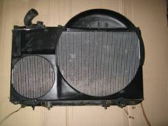 Радиатор охлаждения двигателя. Toyota Aristo, JZS147E, JZS147 Lexus GS300, JZS147 Двигатель 2JZGE