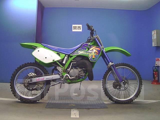 продаю Kawasaki Kx 125 без пробега по рф Kawasaki Kx 125 1996