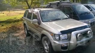 Nissan Terrano. автомат, 4wd, 3.2, дизель, 178 тыс. км
