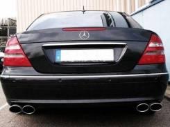Глушитель. Mercedes-Benz: SLK-Class, SLC-Class, E-Class, C-Class, S-Class, GLE. Под заказ