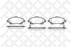 Колодки дисковые п.\ Toyota Avensis 1.6-2.4D4-D 03>