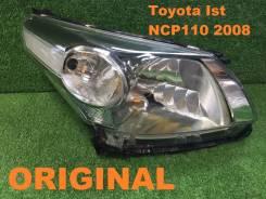 Фара. Toyota ist, NCP115, NCP110, ZSP110 Двигатели: 2ZRFE, 1NZFE