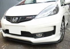 Продажа декоративной накладки на передний бампер Honda Fit GE8. Honda Fit, GE8