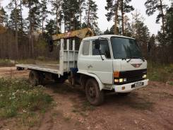 Hino Ranger. Продается грузовик 1991 года, 6 500 куб. см., 5 000 кг.