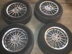 Колеса нешипованные TOYO 21565 R16 на литых дисках. 6.5x16 5x114.30 ET-50