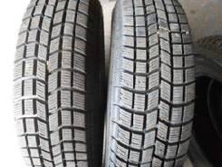 Michelin 4x4 Alpin. Зимние, без шипов, 2014 год, износ: 10%, 2 шт