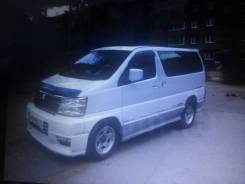 Nissan Elgrand. ATWE50663659, 30DIZEL