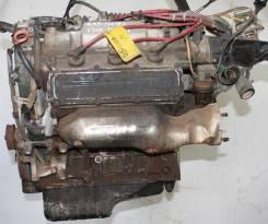 Двигатель в сборе. Honda Legend