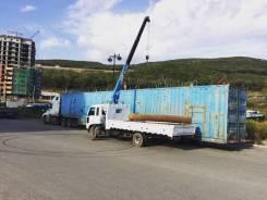 Услуги бортового грузовик с краном, эвакуатор, борт 5т. кран 3т.