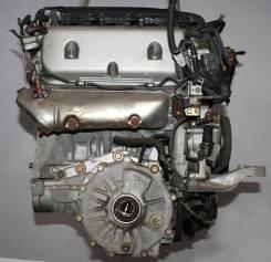 Двигатель в сборе. Honda Legend, KA7 Двигатель C32A