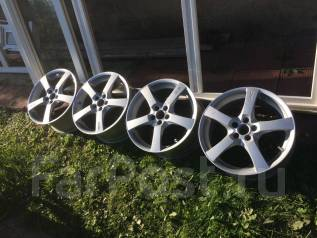OZ Racing Hydra. 8.0x17, 5x100.00, ET35, ЦО 73,1 мм.