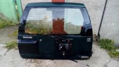Дверь багажника. Suzuki Grand Vitara Suzuki Escudo Двигатели: H25A, H20A