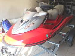 BRP Sea-Doo GTX. 185,00 л.с., 2004 год год