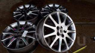 Toyota. 7.0/7.5x17, 5x114.30, ET50/55, ЦО 60,8мм.