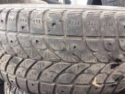 Bridgestone WT17. Зимние, шипованные, износ: 80%, 1 шт