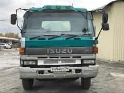 Isuzu. Продаётся миксер 4 WD в Новосибирске, 5,00куб. м.
