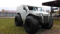 Самодельная модель. Продается вездеход, 1 500 куб. см., 1 000 кг., 900,00кг.