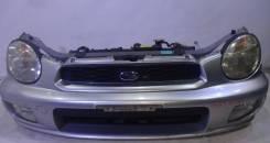 Ноускат. Subaru Impreza, GG3