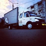 ГАЗ 33021. Газель Газ 33027, 2 500 куб. см., 3 000 кг.