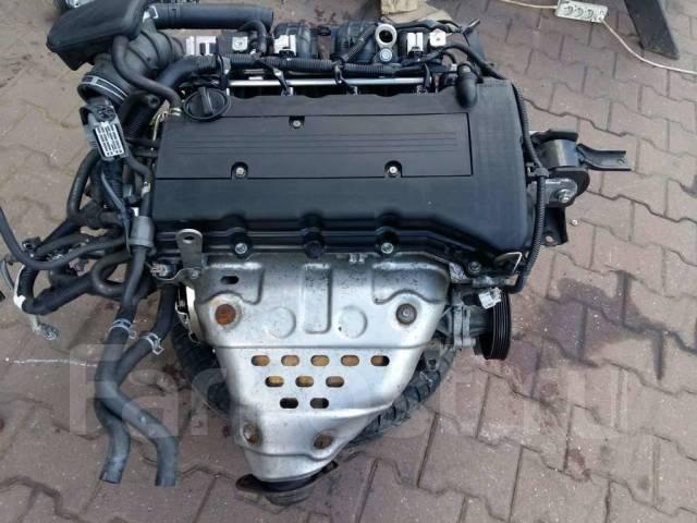 Двигатель Mitsubishi 2.0L 4B11