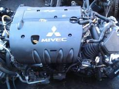 Двигатель Mitsubishi 2.4L 4В12