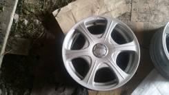WOLF Wheels. x15, 5x100.00, 5x114.30, ЦО 72,0мм.
