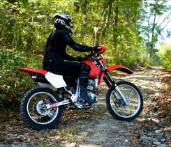 Honda XR 400R. 400 куб. см., исправен, птс, с пробегом
