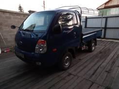 Kia Bongo III. 4ВД, ТЕНТ, состояние безпробежного, обмен, 2 900 куб. см., 1 200 кг.