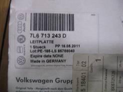 Селектор кпп. Volkswagen Touareg, 7L6, 7LA Двигатели: AXQ, AYH, AZZ, BAA, BAC, BAN, BAR, BHK, BHL, BJN, BKJ, BKL, BKS, BKW, BLE, BLK, BMV, BMX, BPD, B...
