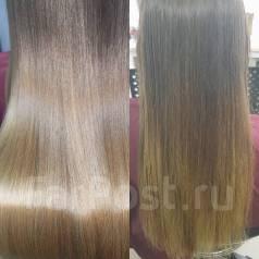Кератин, Ботокс для волос
