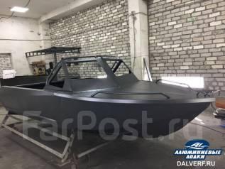 Север 4200. 2018 год, длина 4,20м., двигатель подвесной, 40,00л.с., бензин