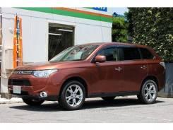 Mitsubishi Outlander. автомат, 4wd, 2.4, бензин, 67 000тыс. км, б/п. Под заказ