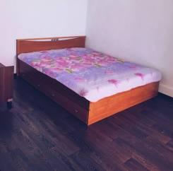 1-комнатная, улица Карла Маркса 37( сутки,часы). Центральный, 32кв.м.