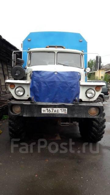 Урал. Вахтовый автобус, 2 500 куб. см., 24 места