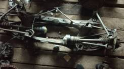 Подвеска задняя в сборе подрамник jx100 jzx90 mark chaser cresta 1jzge. Toyota Cresta, JZX90 Toyota Chaser, JZX90 Двигатель 1JZGE