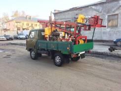 Бурспецтехника. Продается Буровая установка на базе УАЗ, 2 500куб. см., 2 650кг.
