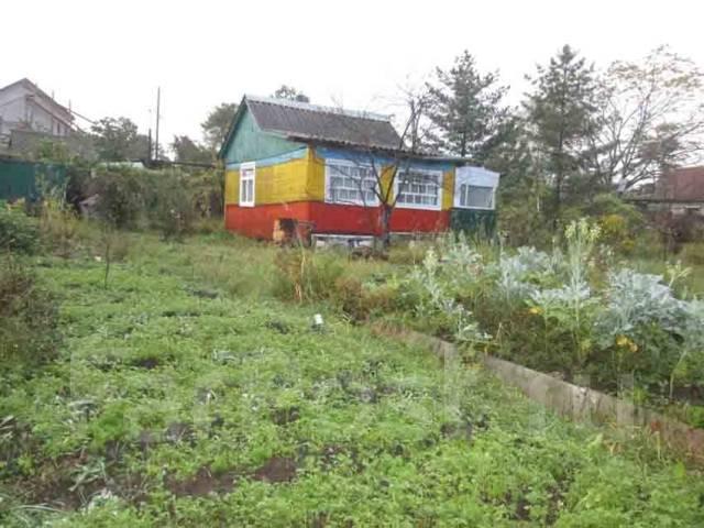 Дом (дача), земельный участок в пригороде во Владивостоке. От агентства недвижимости (посредник). Фото участка