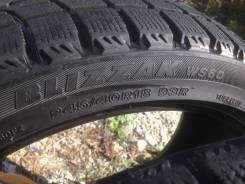 Bridgestone Blizzak WS-60. Зимние, без шипов, 2008 год, износ: 10%, 4 шт