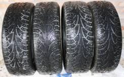 Hankook Super Traction DH01. Зимние, шипованные, 2015 год, износ: 10%, 4 шт