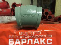Угол бетоновода DN 125*R275*20. KCP