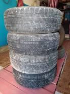Bridgestone. Всесезонные, 2011 год, износ: 50%, 4 шт