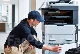 Срочный ремонт принтеров, МФУ, широкоформатных в официальном СЦ. Выезд