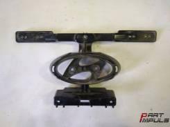 Кронштейн решетки радиатора. Hyundai Solaris, RB Двигатели: G4FA, G4FC