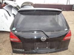 Дверь багажника. Nissan Wingroad, VY11