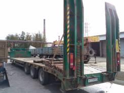 Тверьстроймаш 993930-L40. Продается Полуприцеп-низкорамный трал 993930 Тверьстроймаш, 40 000 кг.