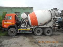 Камаз 65115. Продается бетоносмеситель Камаз, 6 700 куб. см., 7,00куб. м.