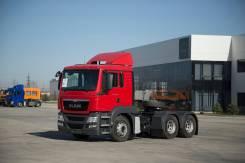 MAN TGS 26.440. Седельный тягач MAN 26.440 6x4 BLS, 10 518 куб. см., 18 000 кг.