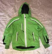 Куртка детская р. 134. Очень сильно б. у.