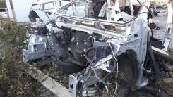 Передняя часть автомобиля. Toyota Vitz, NCP131, KSP130, NSP130 Двигатели: 1KRFE, 1NRFE, 1NZFE